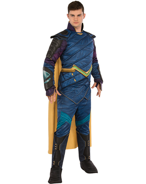 Kostium Loki deluxe męski - Thor Ragnarok