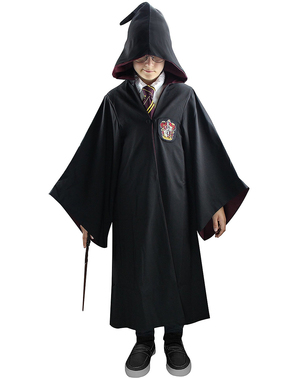 Jubah Gryffindor Deluxe untuk anak laki-laki - Harry
