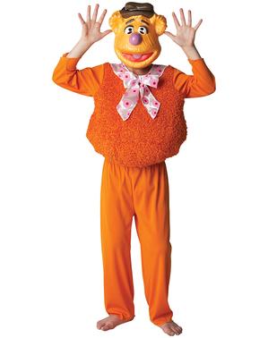 Maskeraddräkt Fozzie björnen för barn - The Muppets