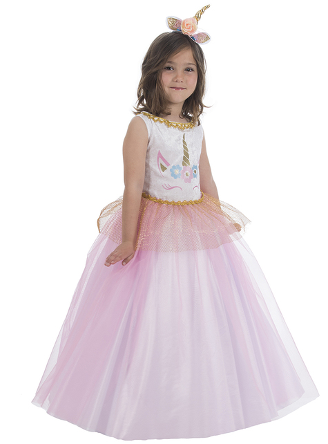 Unicorn Princess Costume for Girls