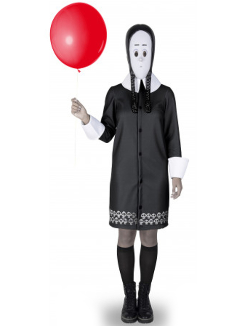 Wednesday The Addams Family Costume for women