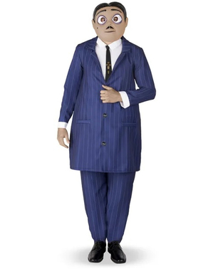 Gomez The Addams Family kostuum voor heren