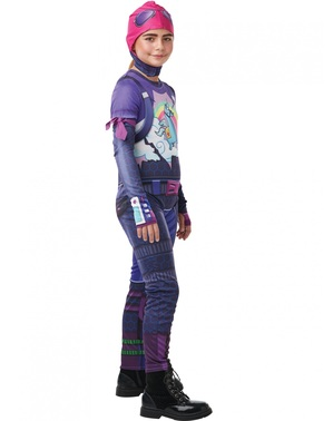 Costum Fortnite Brite Bomber pentru adolescenți