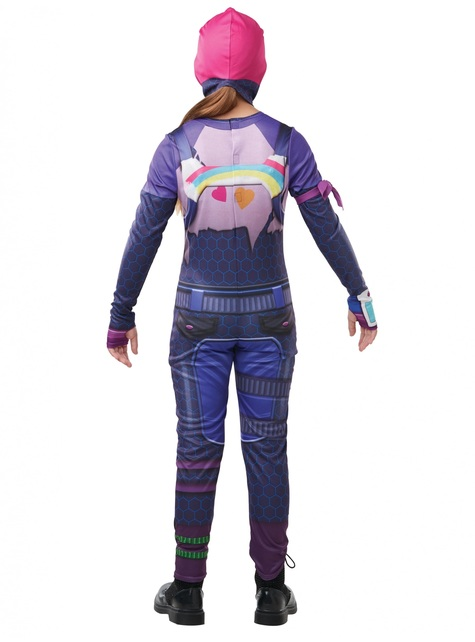 Fortnite Brite Bomber costume for teenagers