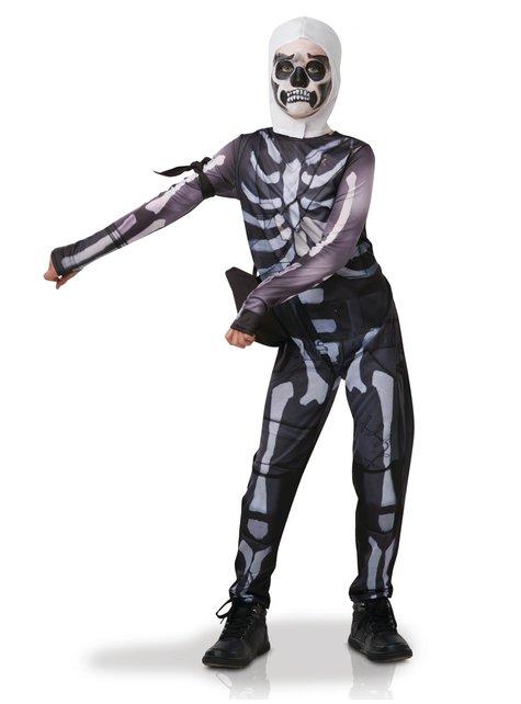 Fortnite Skull Trooper asu teineille