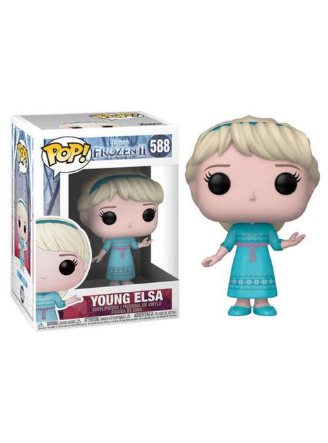 Funko POP! Elsa niña - Frozen 2