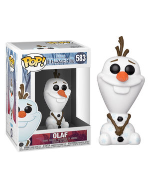 Funko POP! Olaf - La Reine des Neiges 2