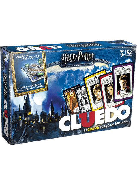 Cluedo de Harry Potter en español