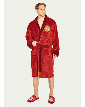 Harry Potter Platform 9 3/4 Bath Robe for Men