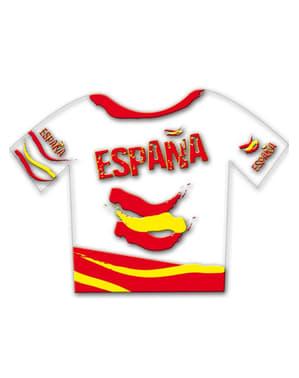 Spanien t-shirtpose