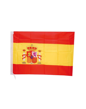 Spanish Fabric Flag