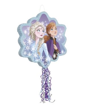 Pinata Elsa et Anna - La Reine des Neiges 2