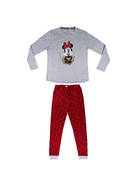 Minnie Mouse pyjamas for women in red - Disney