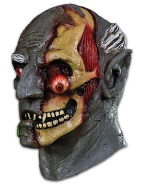 Máscara de vampiro putrefacto para adulto