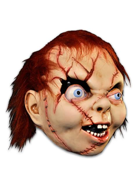 Máscara de Chucky para adulto