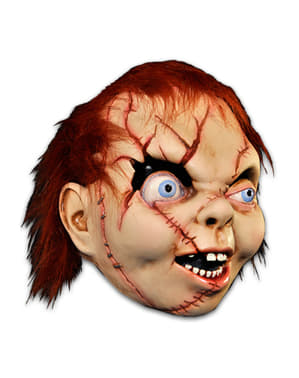 Maska Chucky dla dorosłego