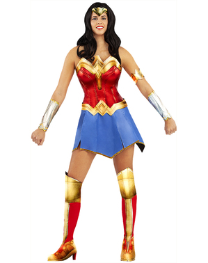 Costum Wonder Woman mărime mare