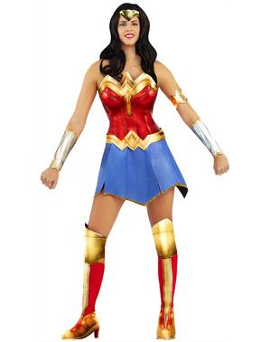 Wonder Woman plus size kostyme