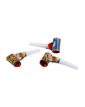 8 Paw Patrol Party Blowers