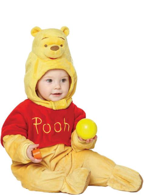Disfraz de Winnie the Pooh adorable para bebé