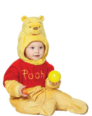 Kostium Winnie the Pooh dla niemowląt