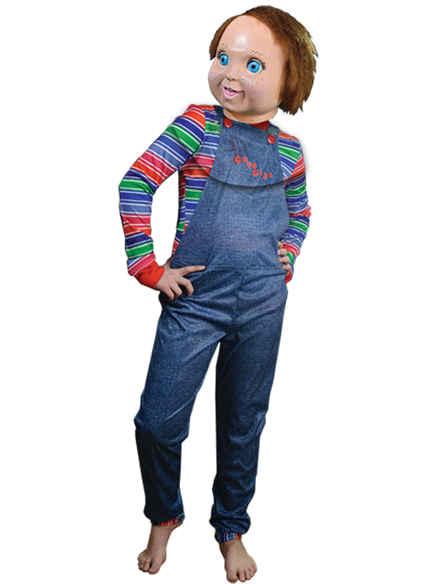 chucky halloween costumes toddler