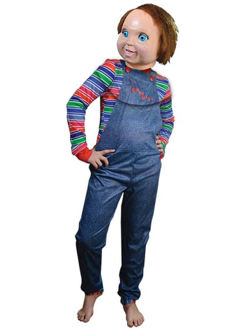 Fato de Chucky boneco bom para homem