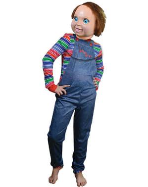 Men's Chucky Good Guy Doll Costume