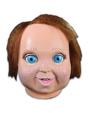Chucky Flink Gutt Dukke Maske Voksen