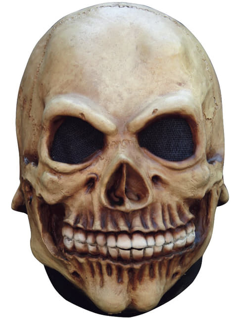 Детска маска на череп