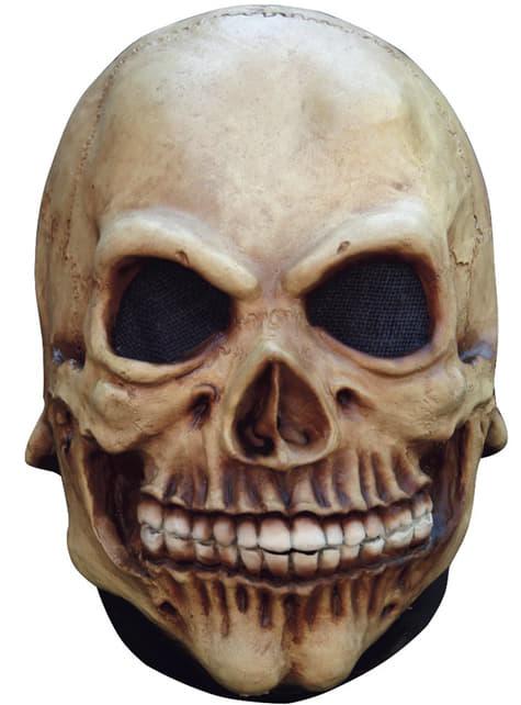 Mască de craniu pentru băiat