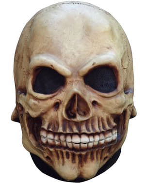 Topeng Halloween Skull Junior