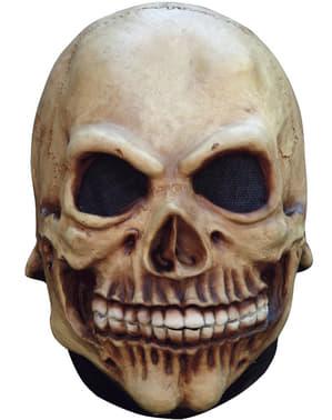 Máscara de caveira para menino