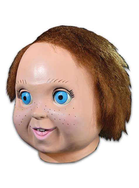 Maska laleczka Chucky dla dorosłego