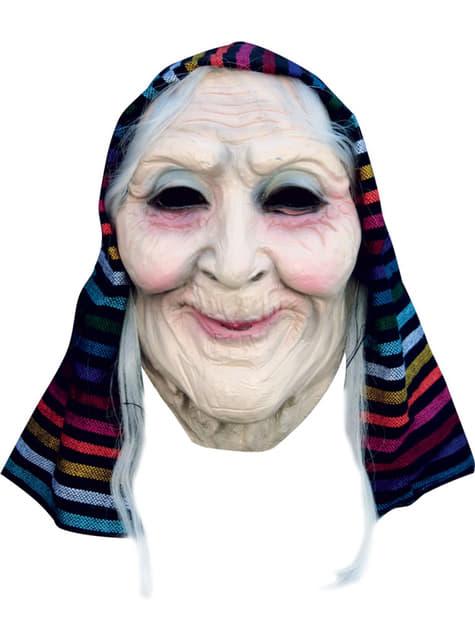 Máscara Old Lady