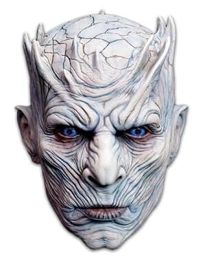 Máscara de Rey de la noche Juego de Tronos para adulto