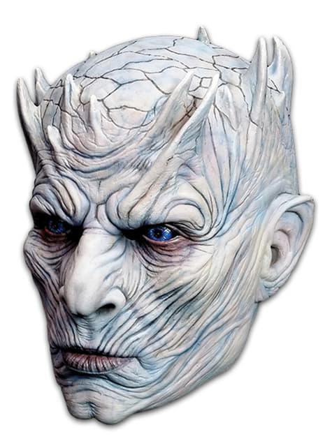 Máscara de Rey de la noche Juego de Tronos para adulto - para tu disfraz