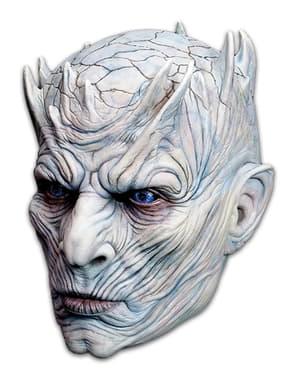 Máscara de Rei da noite Game of Thrones para adulto
