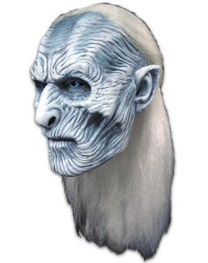 Máscara de Caminhante Branco Game of Thrones para adulto