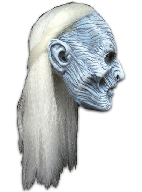 Máscara de Caminante Blanco Juego de Tronos para adulto - original