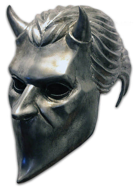 Nameless Ghouls Mask - Ghost