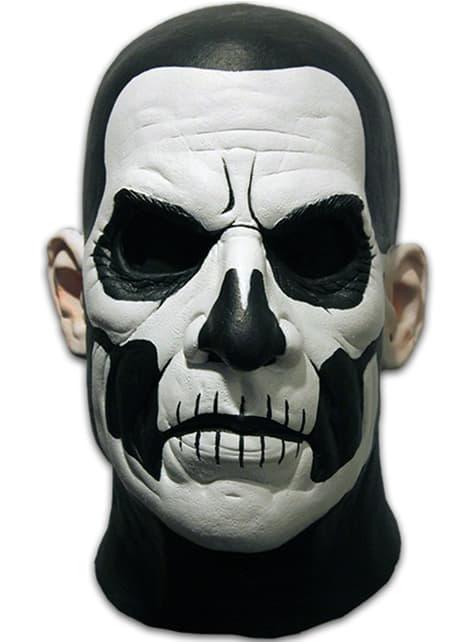 Máscara de Papa Emeritus II Ghost para adulto