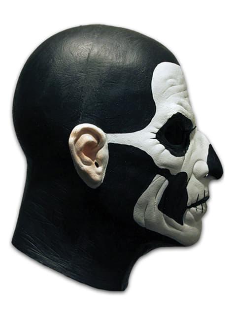 Máscara de Papa Emeritus II Ghost para adulto - para tu disfraz