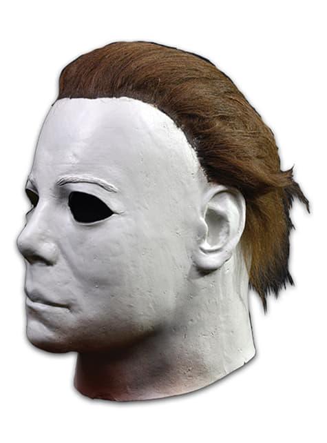 Máscara de Michael Myers deluxe Halloween II para adulto - para tu disfraz