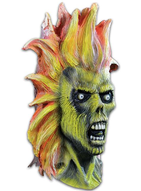 Máscara de Eddie Iron Maiden para adulto - para tu disfraz