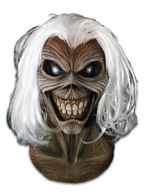 Máscara de Killers Iron Maiden para adulto