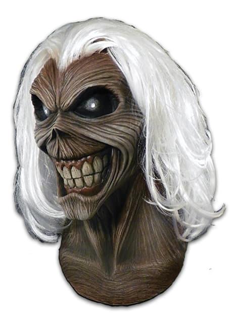 Máscara de Killers Iron Maiden para adulto - para tu disfraz