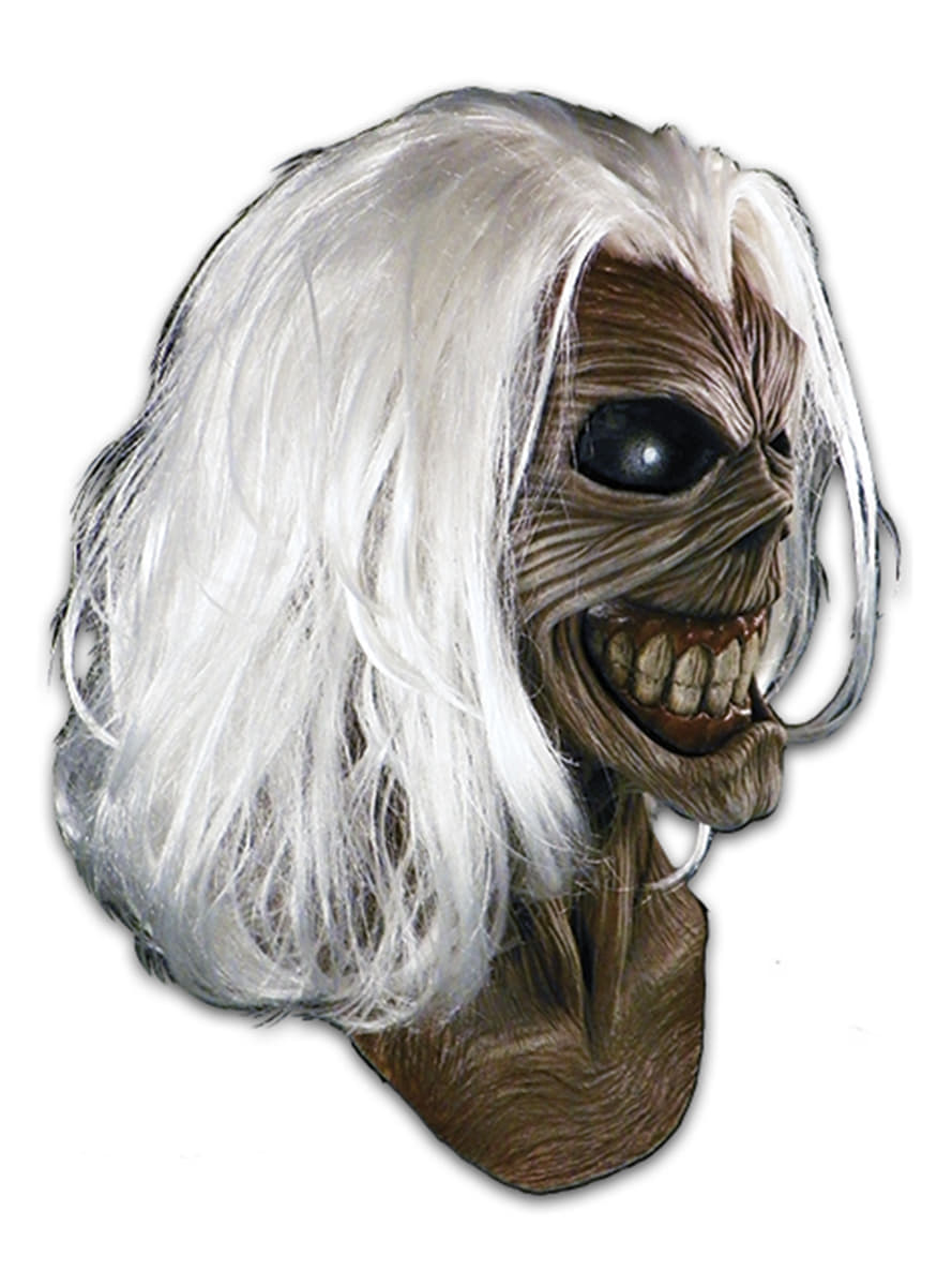 Adult\'s Iron Maiden Killers Mask. The coolest | Funidelia