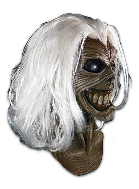 Máscara de Killers Iron Maiden para adulto - original
