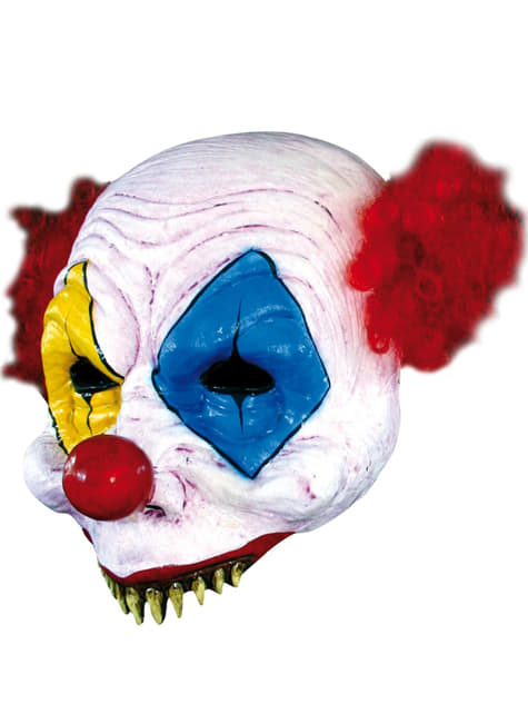 Máscara aberta Open Gus Clown Halloween